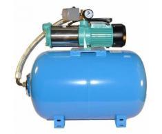 Wasserpumpe 150 l/min 2,4 kW 230V inkl. 50 bis 100 L Druckkessel Jetpumpe Gartenpumpe Hauswasserwerk
