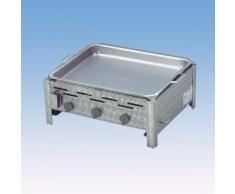 Gasgrill Basic 20300, mit Grillrost und Stahlblechpfanne, 60 mm hoch