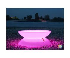 Moree Lounge Tisch LED PRO Outdoor