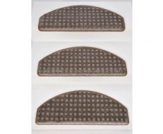 Premium Stufenmatte Trento im 15er Set / 24x65 cm
