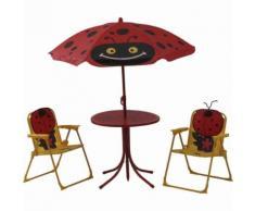 Siena Garden 672618 Marie Kindersitzgruppe 4 tlg. ***neu***