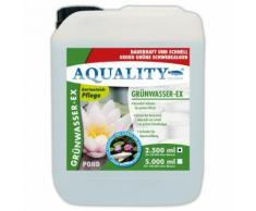 Aquality Algenvernichter Gartenteich Komplett-Sparset 2500