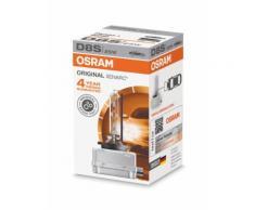 Osram Original D8S Xenarc® Faltschachtel 66548 ECE D8S x Volt 25 Watt Xenon Lampen als Abblendlicht/