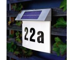 Solar-Hausnummernleuchte Vision