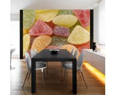 300x231 cm Fototapete Appetitliche Fruchtgelees
