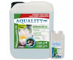 Aquality Algenvernichter Gartenteich Komplett-Sparset 5000