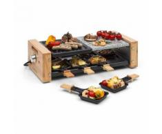 Klarstein Chateaubriand Nuovo Raclette 1200W
