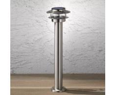 LED Wegeleuchte Salina in Edelstahl-gebürstet. 500mm