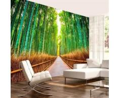 250x175 cm Fototapete Bamboo Forest