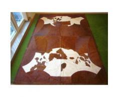 Kuhfell Teppich Cupido 383 - 197x299 cm