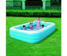Bestway Family Pool Swimmingpool Schwimmbecken 305 x 183 cm