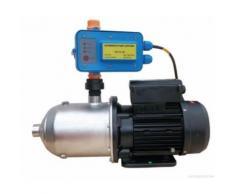 Wasserpumpe 1500W 110l/min Pumpensteuerung Trockenlaufschutz Inox Jetpumpe Gartenpumpe Hauswasserwer