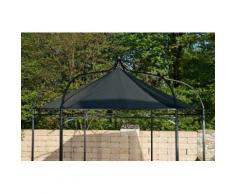 Ersatzdach für 6 eckigen Pavillon   Textil-Dach für CLP-Pavillon Manley + Dudley   Wetterschutz