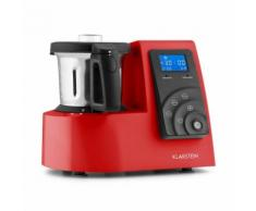 Klarstein Kitchen Hero 9-in-1 Küchenmaschine rot