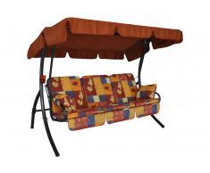 Comfort Hollywoodschaukel (3-Sitzer) Design Antwerpen