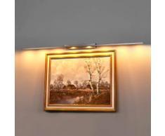 Bewegliche LED-Bilderleuchte Tolu in modernem Look