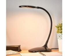 Aijana - LED-Schreibtischleuchte mit Dimmer