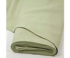 """Vollzwirn-Tischwäsche """"Eva"""", mandelgrün, 180 cm"""