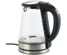 Glas-Wasserkocher WSK-250.tmp mit Temperaturwahl