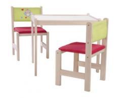 Kindersitzgruppe Waldhochzeit, 3-tlg. mehrfarbig
