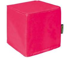 Sitzwürfel Alea, Oxford, pink