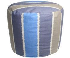 Sitz-Pouf Lara Blue