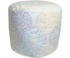 Sitz-Pouf Bosworth Blau