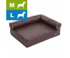 Wellness Hundesofa Divan antik - L 110 x B 70 x H 32 cm