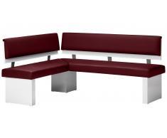 JUSTyou Dawn III Sitzbank 125x165 cm Rot