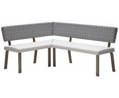 JUSTyou Cinque 400 Sitzbank 125x165 cm Weiß
