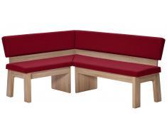 JUSTyou Cinque 200 Sitzbank 125x165 cm Rot