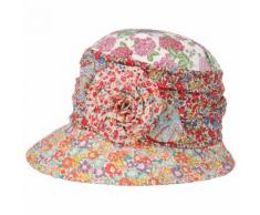 Flower Patchwork Glocke Damenhut by GREVI, bunt One Size
