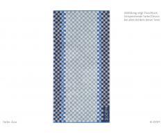 JOOP! Waschhandschuh Plaza Mosaic 1633, Limone 16 x 22 cm