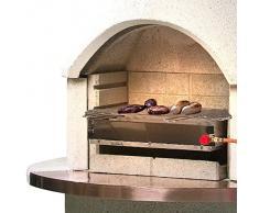 Buschbeck Gas-Grilleinsatz für Gartengrillkamin