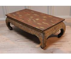 Opium Tisch aus massiver Ulme, traditioneller Tisch aus China/Tibet