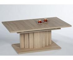 couchtisch ausziehbar g nstige couchtische ausziehbar. Black Bedroom Furniture Sets. Home Design Ideas