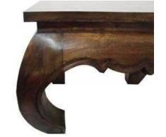 Tisch Beistelltisch Opiumtisch 25 x 25 x 21 cm