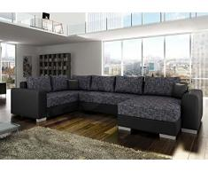 sofa u form g nstige sofas u form bei livingo kaufen. Black Bedroom Furniture Sets. Home Design Ideas