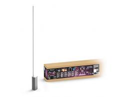 Philips Hue White & Col. Amb. LED Stehleuchte Signe, dimmbar, 16 Mio. Farben, steuerbar via App, kompatibel mit Amazon Alexa (Echo, Echo Dot)