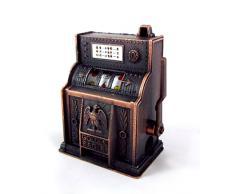 Puppen Mini Pub Hausbar Shop Arkade Zubehör Alte, Altmodische Spielautomat