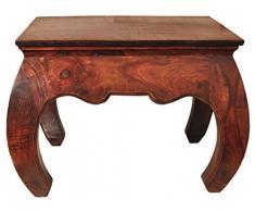 Alterras - Dekorations-Objekt: Opium Tisch (LxBxH: 65x65x45cm)