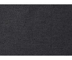 Kombinieren Sie den Sitzhocker mit einem Sitzsack Perfekt f/ür das Wohnzimmer D/änisches Design RETROit Canvas Drum Sand Sitzhocker Fu/ßhocker SACKit Runder Indoor hocker