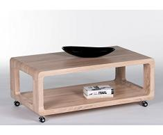 Couchtisch Tisch Wohnzimmertisch Salontisch Sofatisch Kaffeetisch Clubtisch Eiche Sonoma