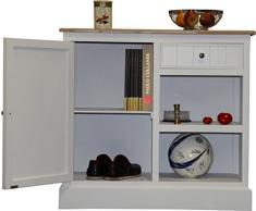 Sideboard Kommodeweiß Kommode Barock Flur Diele Küche Model: N