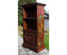 Beistelltisch Telefontisch Kommode Nachttisch Sideboard Lotus Maori Schrank 20