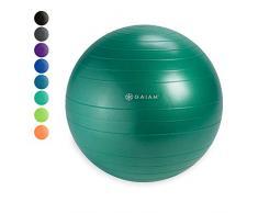 Gaiam Balance Ball Chair Ersatz Ball, grün