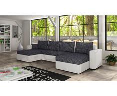 Ecksofa u form mit schlaffunktion  Sofa U-Form » günstige Sofas U-Form bei Livingo kaufen