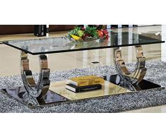 glas couchtisch mit pfiff von direkt vergleichen geld sparen. Black Bedroom Furniture Sets. Home Design Ideas