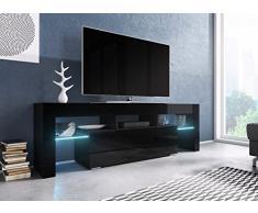 Tv Tisch Tv Schrank Hochglanz Sideboard Lowboard Toro Mit