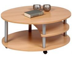 couchtisch mit rollen g nstige couchtische mit rollen bei livingo kaufen. Black Bedroom Furniture Sets. Home Design Ideas